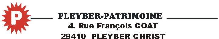 Pleyber-Patrimoine